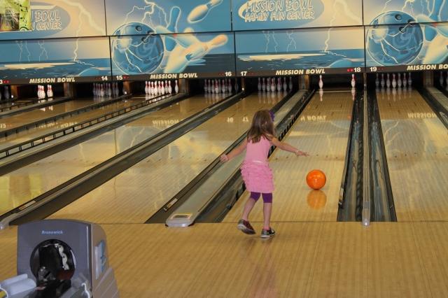 teaching math with bowling