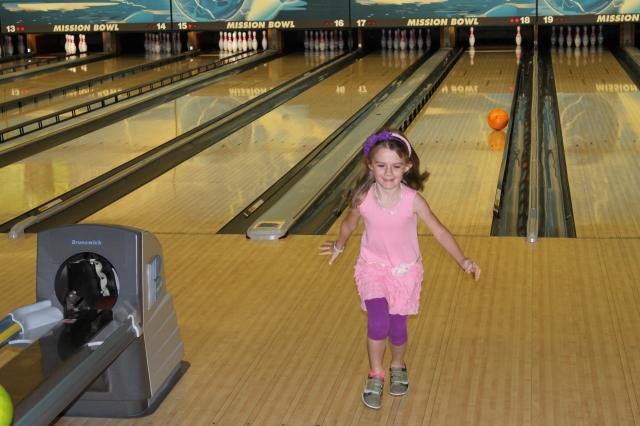 bowling math
