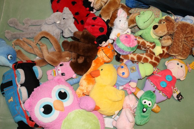 stuffed animals for zoo