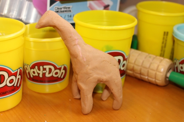 guess the playdough animal