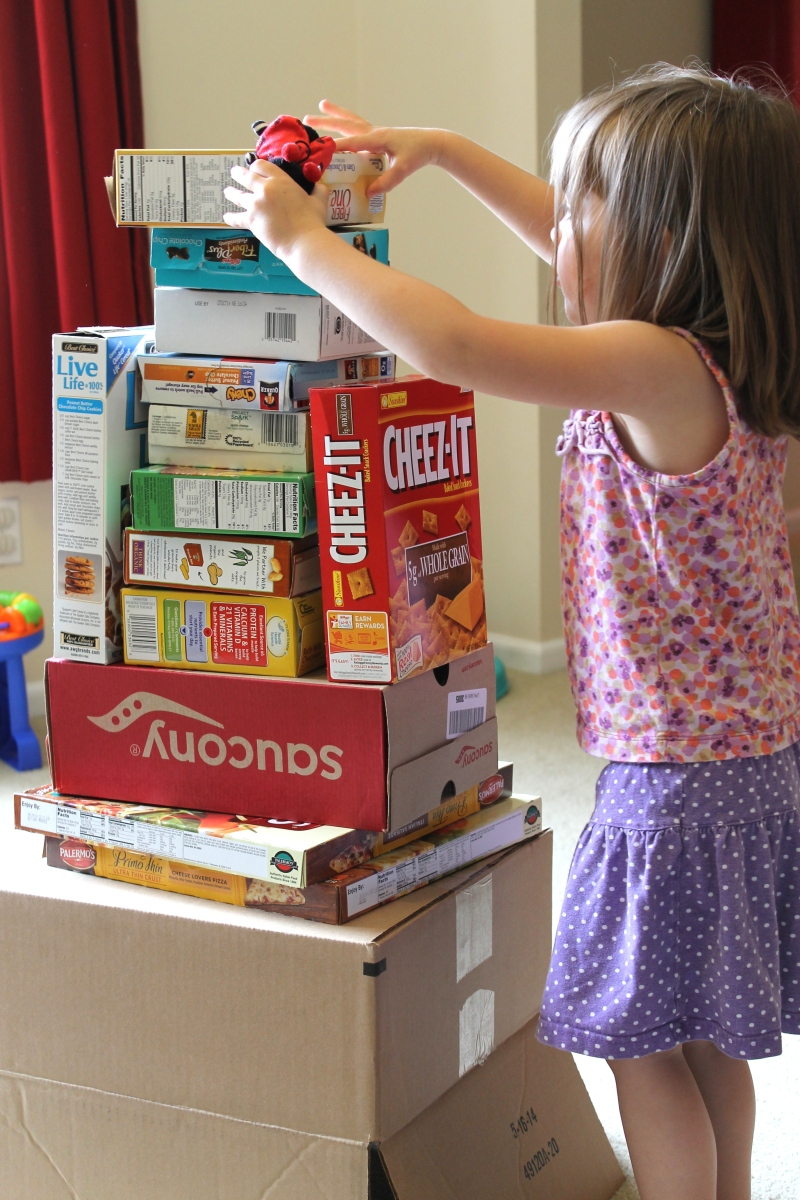Ten Ways to Learn with Cardboard Boxes